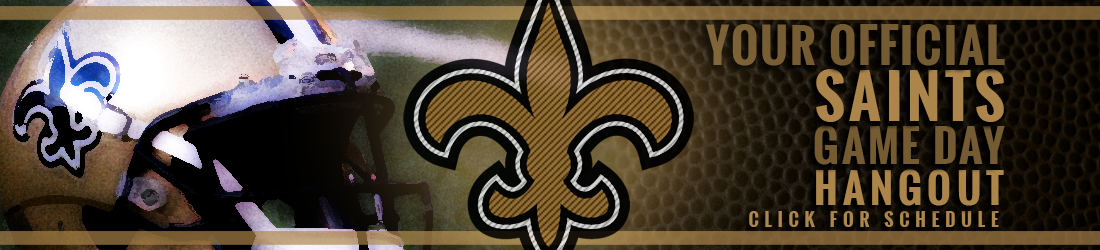 You Official Saints Game Day Hangout